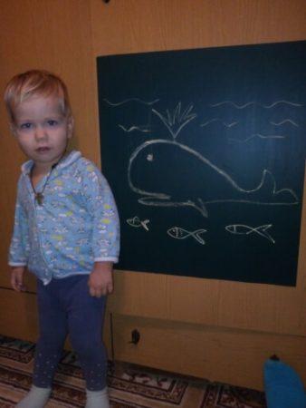 Классная виниловая доска с AliExpress кит