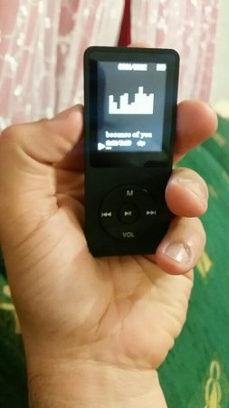 Многофункциональный MP3-плеер с AliExpress музыка