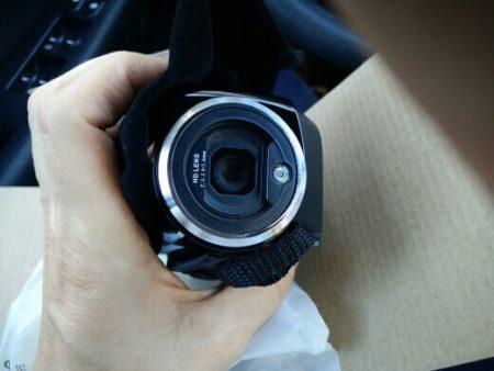 Качественная цифровая камера с AliExpress объектив