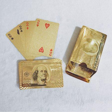 Сертифицированные игральные карты с AliExpress вид