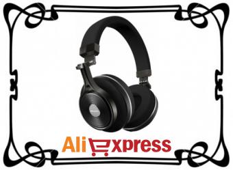 Bluetooth-наушники со встроенным микрофоном с AliExpress