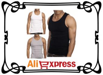 Как выбрать модную мужскую футболку на AliExpress