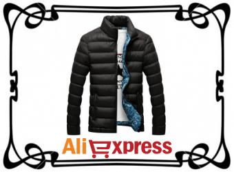Как купить качественную мужскую куртку на AliExpress