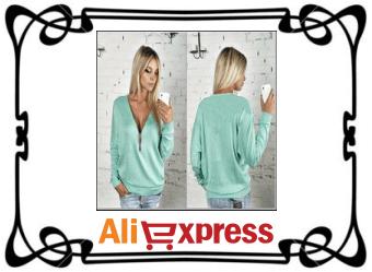 Как найти модные толстовки и кофты на AliExpress