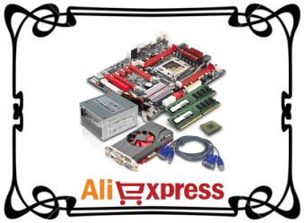 Комплектующие для ПК на AliExpress