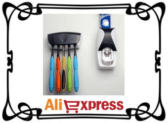 Комплект для ванной комнаты с AliExpress
