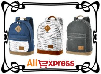 Мужские и женские рюкзаки на AliExpress