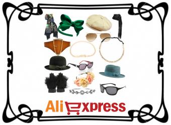 Популярные женские аксессуары на AliExpress