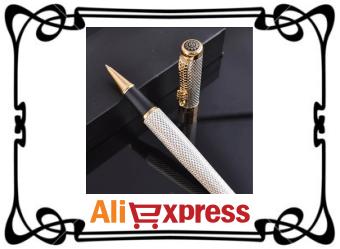 Стильная шариковая ручка с AliExpress