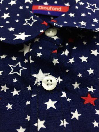 Модная женская рубашка с AliExpress ткань