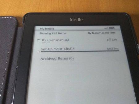 Электронная книга с AliExpress качество