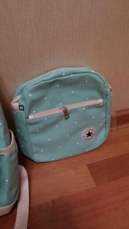 Комплект из трёх стильных женских сумок с AliExpress подсумок