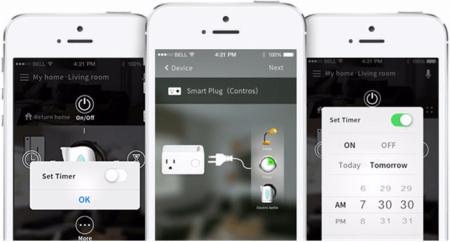 Оригинальная умная розетка с AliExpress мобильное приложение