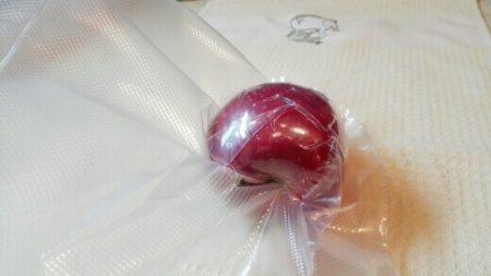 Вакуумная электрическая упаковочная машина с AliExpress яблоко