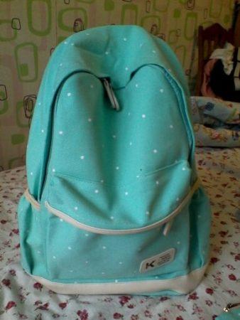Комплект из трёх стильных женских сумок с AliExpress спереди