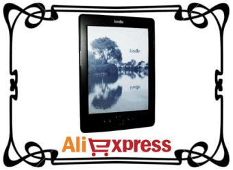 Электронная книга с AliExpress