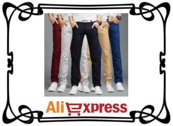 Как выбрать качественные мужские брюки на AliExpress