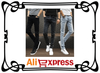 Как выбрать качественные мужские джинсы на AliExpress