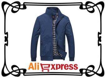 Мужская спортивная куртка с AliExpress
