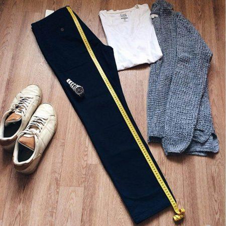 Повседневные мужские брюки с AliExpress на фото