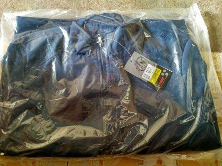 Мужская спортивная куртка с AliExpress посылка