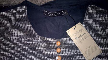 Мужская летняя футболка с AliExpress качество