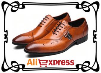 f1f7366f7d4ca Как выбрать качественные мужские туфли на AliExpress