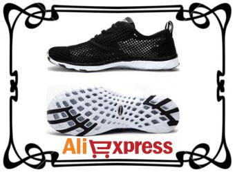 Как выбрать хорошие мужские кроссовки на AliExpress