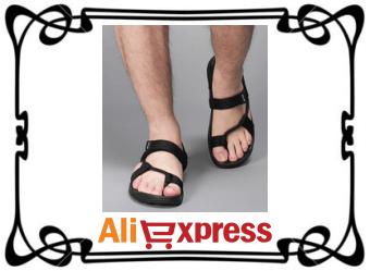 Как выбрать хорошие мужские сандали на AliExpress