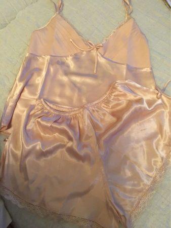 Сексуальная женская пижама с AliExpress на фото
