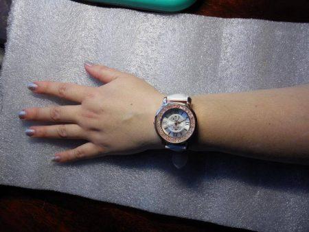 Модные женские наручные часы с AliExpress качество