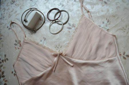 Сексуальная женская пижама с AliExpress вблизи