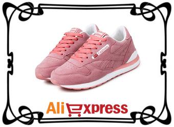 Как купить качественные женские кроссовки на AliExpress