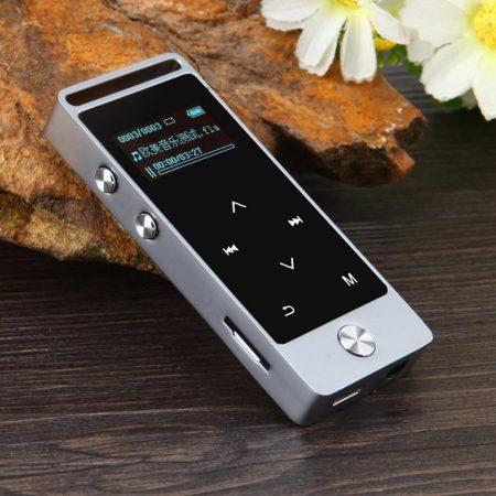 Хороший MP3-плеер с сенсорным экраном с AliExpress на картинке