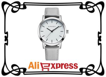 Стильные женские наручные часы с AliExpress