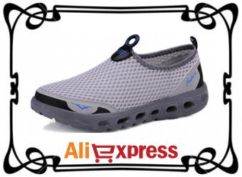 Стильные мужские кроссовки с AliExpress