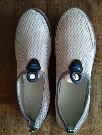 Стильные мужские кроссовки с AliExpress на фото
