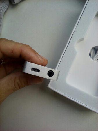 Хороший MP3-плеер с сенсорным экраном с AliExpress зарядка и вход