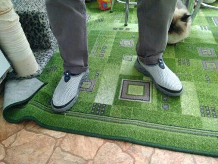 Стильные мужские кроссовки с AliExpress на ногах
