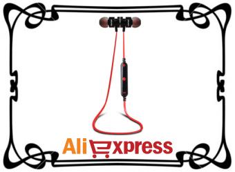 Беспроводные наушники Awei T11 с AliExpress
