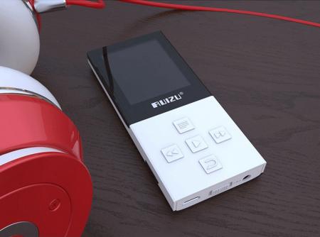 RUIZU X18 Mp3-плеер с Bluetooth 4.0 с AliExpress на картинке