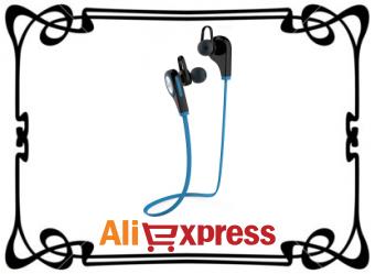 Спортивные наушники Magift6 с AliExpress