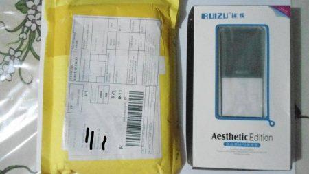 RUIZU X18 Mp3-плеер с Bluetooth 4.0 с AliExpress посылка