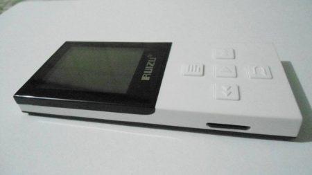 RUIZU X18 Mp3-плеер с Bluetooth 4.0 с AliExpress внешний вид