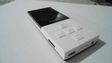 RUIZU X18 Mp3-плеер с Bluetooth 4.0 с AliExpress вид